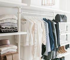 """A síndrome do """"não tenho nada para vestir"""" #estilo #autoestima #moda #inspiração #personalstylist #silhouette #inspiration #fashion #style #streetstyle #girlboss #closet #look #dicas #organização #minimalismo"""