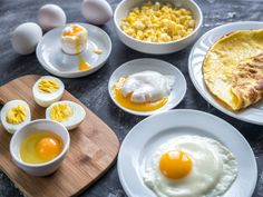 The Boiled Egg Diet: Lose 24 Pounds in 2 Weeks - Nutrition Healthy Meals For Two, Healthy Snacks For Kids, Healthy Dinner Recipes, Healthy Weight, Healthy Life, Healthy Meats, Healthy Foods, Smoothie Diet, Smoothies