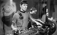 Phasers on stun, Captain.  And Spock on the ones and twos.