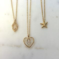 Stunning diamond and gold pendants. Available in many designs to suit any style. Shop now in-store. #mazzucchellis #gold #goldpendant #necklace #jewellery #style #ontrend #giftideas #womensfashion