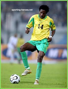 George Mbwando - Zimbabwe - African Cup of Nations 2006
