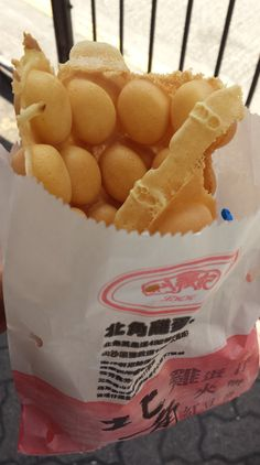 Lee Keung Kee North Point Egg Waffle
