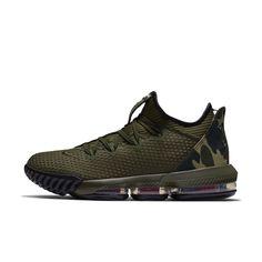 86ad04f3bca Nike LeBron 16 Low Basketball Shoe Size 9.5 (Cargo Khaki)