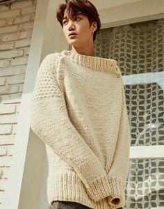 that's EXO — dailyexo: Kai - 180120 Big Issue magazine, vol. Exo Kai, Luhan And Kris, Chanyeol Baekhyun, Taemin, Shinee, Kaisoo, Kim Jong Dae, Z Cam, Amor