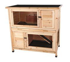 Plans For Indoor Rabbit Hutch