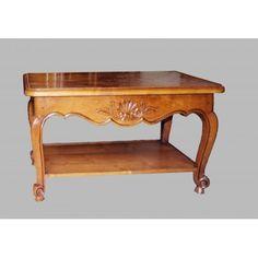 Table de salon Louis XV.