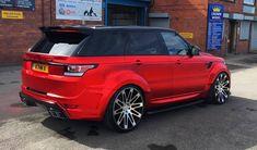 Range Rover Sport Supercharged | Vezoir VZR-600