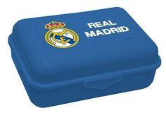 SANWHICHERA REAL MADRID  Este artículo lo encontrará en nuestra tienda on line de complementos www.worldmagic.es info@worldmagic.es 951381126 Para lo que necesites a su disposición
