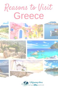 There are so many reasons to visit Greece - read all about the allure of Greece with its ancient culture, spectacular scenery, beaches, hikes, food and people - Discover more here #greece Beautiful Places To Travel, Beautiful Beaches, Greece Mythology, Visit Greece, Ancient Ruins, Greece Travel, Beautiful Islands, Wanderlust Travel, Amazing Destinations