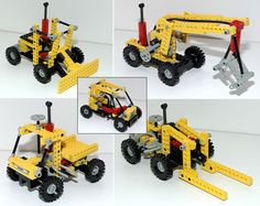 My very first #Lego technic box nº8040, working with pneumatic. #truck