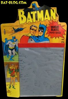 It been a while since we last featured some cool Vintage BATMAN Toys on the…