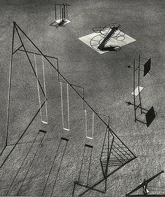 Isamu Noguchi. Models for Playground Equipment for Ala Moana Park. 1939.