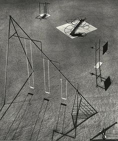Isamu Noguchi. Models for Playground Equipment for Ala Moana Park. 1939.