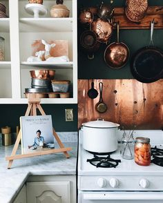 """johnnaholmgren: """"Such a gorgeous cookbook by @mollyyeh! I think I am officially fangirling. ✨I've spent so much time this weekend falling in love with her story and recipes and love the way she writes..."""