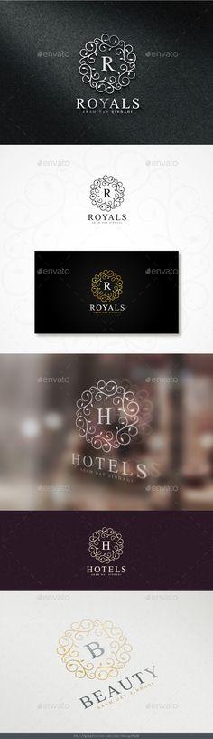 Royals Logo Template #design Download: http://graphicriver.net/item/royals-logo/11353795?ref=ksioks