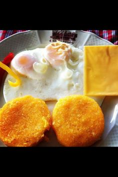 Rico desayuno panameño