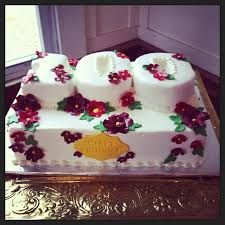 My Centennial Cake Decorating