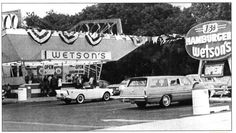 Wetson's.  From 1959 to 1975.