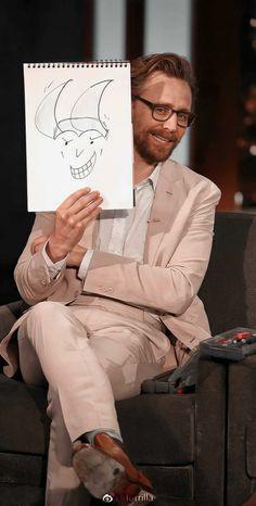 Tom Hiddleston Gentleman, Tom Hiddleston Loki, Loki Wallpaper, Husband Appreciation, Toms, Thor X Loki, Avengers Cast, Baskin Robbins, Tommy Boy