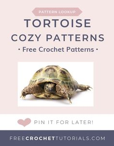 Here are a few options for Free Crochet Tortoise Cozy Patterns. These are also called Turtle Sweaters, Turtle Jumpers and Turtle Cozy Patterns - in case you want to search online for a few options in the future. Crochet Jumper, Crochet Cozy, Crochet Round, Cute Crochet, Crochet For Kids, Crochet Ideas, Crochet Projects, Crochet Turtle Pattern, Crochet Patterns Amigurumi