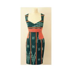 Robe Sydney  Création Maison Beaurepaire en pagne baoulé Latest African Fashion Dresses, African Print Fashion, African Wear, African Style, Kente Styles, Wedding Fabric, Country Outfits, African Beauty, Chic Dress