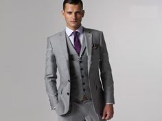 2013 New Style Men's Wedding Dress Bridegroom Prom Clothing Party Apparel suits Men Suit Custom Made on AliExpress.com. 5% off $129.06