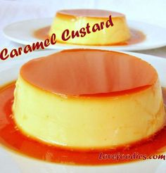 Creme Caramel Custard -See easy to follow instructions on how to make a silky smooth dessert to die for! #dessert #custard #flan #leche #caramel