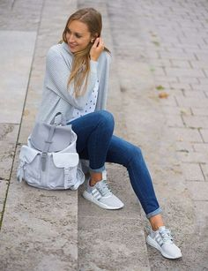 With which outfit to wear the Adidas NMD women s sneakers  40+ stylish ideas e708d6ec3