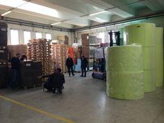 Riprese nei magazzini #eurondaspa #eccellenzadentale #unidi