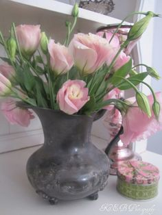 pink bouquet......