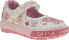Lelli Kelly Silver Butterfly Baby Girls Toddler Your little Butterfly Baby can flutter around in style this season with this perfect profile from Lelli Kelly. The man-made silver upper is adorned with beaded detailing for a true girly vibe. A hook- http://www.comparestoreprices.co.uk/january-2017-8/lelli-kelly-silver-butterfly-baby-girls-toddler.asp