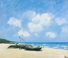 Sav Jon Beach by Pham Luan