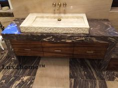 Nablatowa #umywalka z mamuru od Lux4home™. Produkujemy ją w różnych rozmiarach,kolorach i gatunkach kamienia