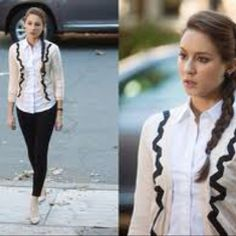 Spencer Hastings has great fashion