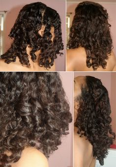 @Mane and Chic Curlformers Braided Flexi Rod Set