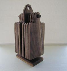 planches à pain mini avec la pendaison de stand par TheFederalCase, $144.00