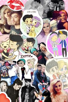 Zerrie edit by me!!!:) tag zayn and perrie??? LOVE YOU ZAYN AND PEZ:) -Izzy