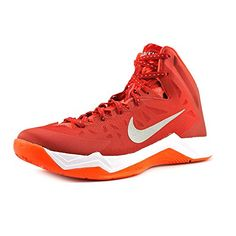 premium selection fe80c fc0b3 Nike Zoom Hyperquickness GRFX Mens Size 12 Red Basketball Shoes   Want to  know more, click on the image. (This is an affiliate link)  NikeShoes