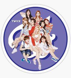 TWICE! Sticker