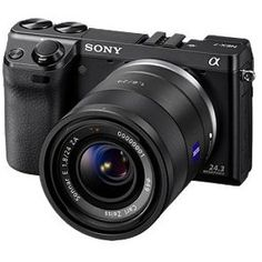 Sony NEX-7 24.3 MP Compact Interchangeable Lens Camera