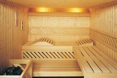 This is the very finest Clear Western Red Cedar Sauna Package. This is a complete sauna package to build a traditional sauna including a kw hot rock sauna heater. Everything needed to build a commercial or residential sauna. Sauna Steam Room, Sauna Room, Building A Sauna, Building A House, Sauna Shower, Dry Sauna, Outdoor Sauna, Sauna Design, Finnish Sauna