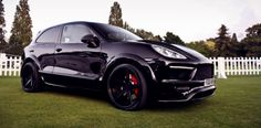 Cayenne Coupe by Merdad
