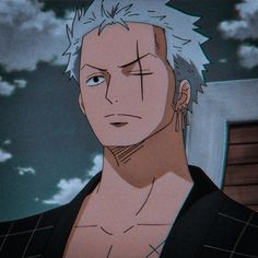 One Piece Man, One Piece World, Zoro One Piece, Dc Anime, Manga Anime One Piece, Anime Guys, Cool Anime Pictures, Cute Pictures, Zoro And Robin