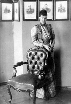 Zarin Maria Fjedorowna von Russland, nee Princess of Denmark 1847 – 1928