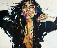 ArtAffair – Galerie für moderne Kunst | Anna Bocek: Summer