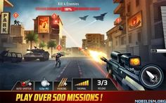 Kill Shot Bravo v2.8 (Mega Mod/Updated)Requirements: 2.3 +Overview: Welcome to the premier first person shooter experience for mobile phones and tablets. It is time to load out your weapons and get your 5-star FPS fix! Arm yourself with deadly...