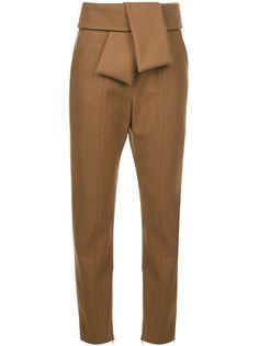 BALENCIAGA Tie Sash Trouser