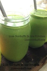 how to make the perfect green smoothie - thermomix
