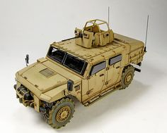 Renault Sherpa Light Scout Car - 1/48