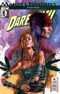 Daredevil. Marvel knights #57